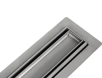 Linear drains 700 mm | Wetrooms Design