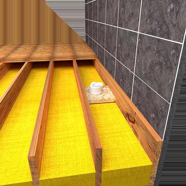 Wet Room Kit Shower Tray Installation Instructions Timber Floor